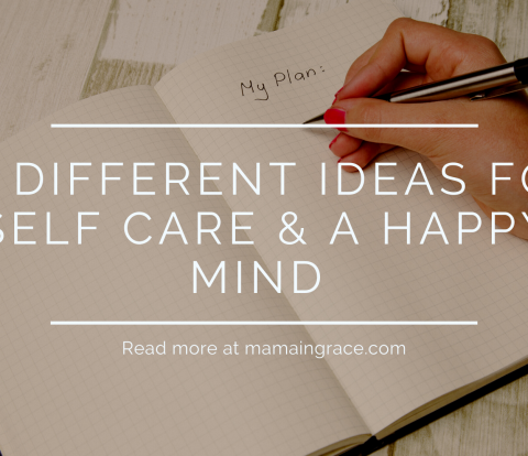 60 ideas for self care
