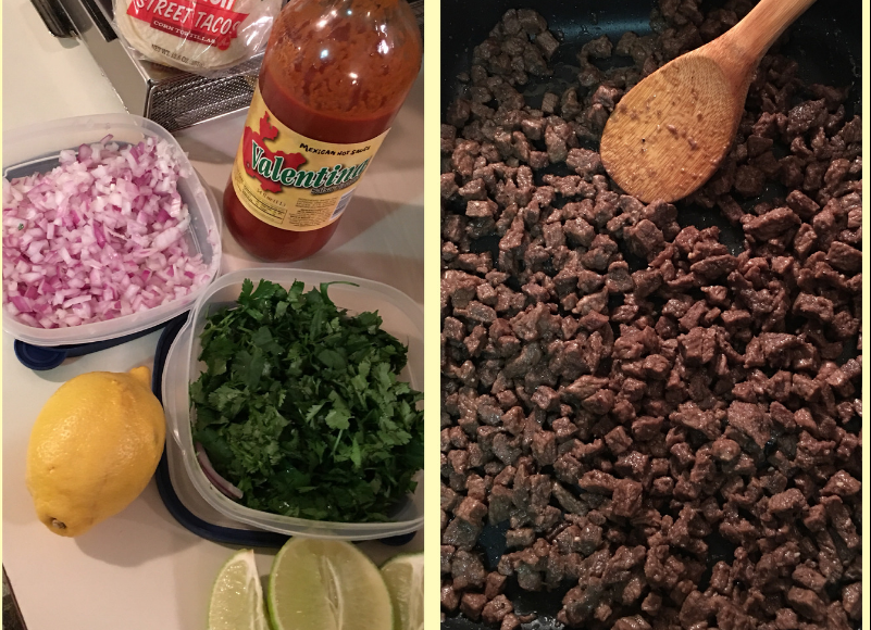 authentic carne asada tacos