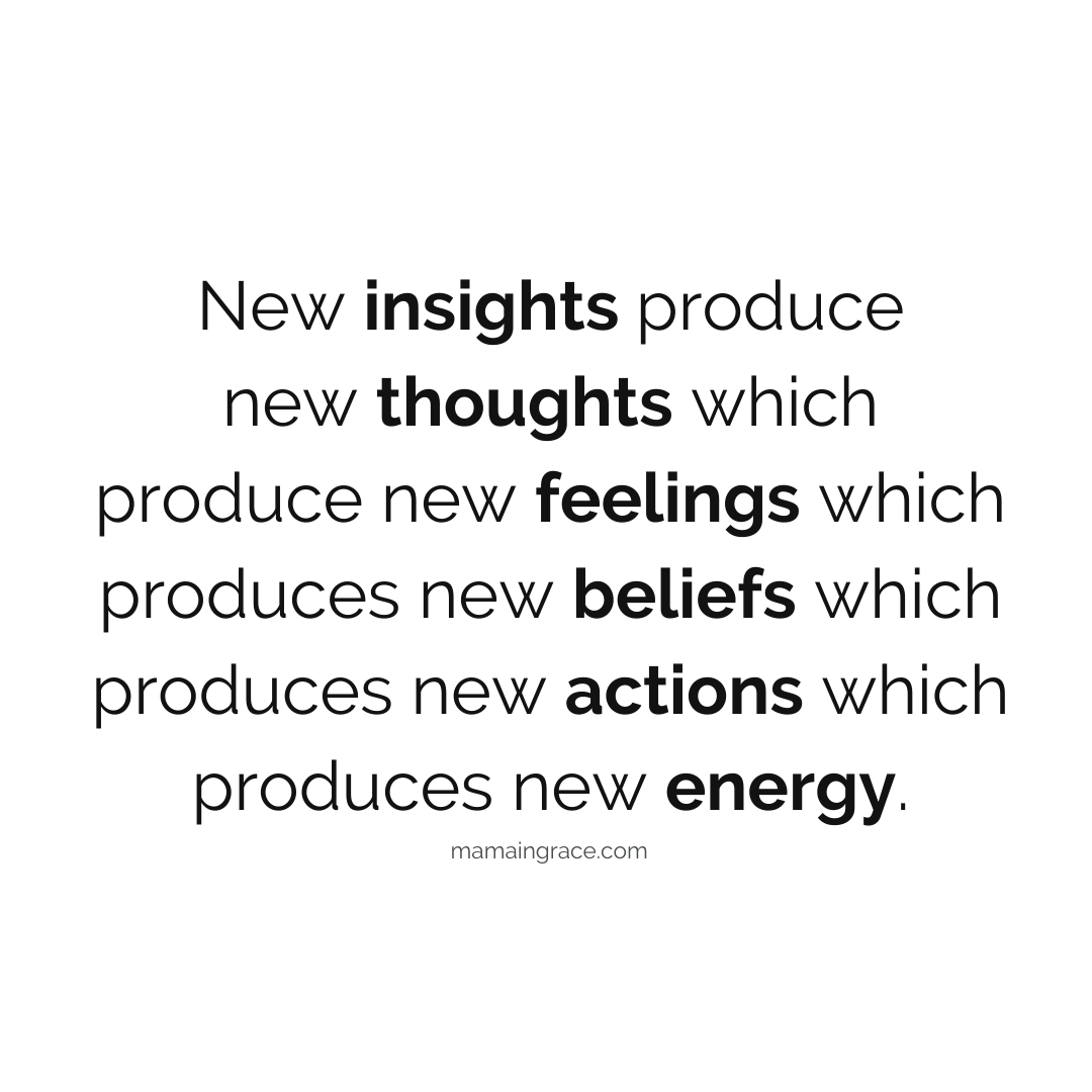 new insights