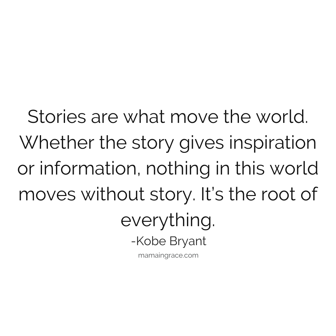 stories are
