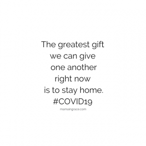 the greatest gift to give one another
